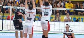 Volley, esordio shock in Superlega per la Tonazzo: Trento a valanga