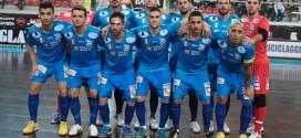 Calcio a cinque, Luparense bloccata a Corigliano