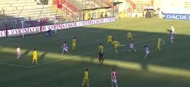 Serie B, Vicenza travolgente: 3-0 al Trapani, quarto gol per Moretti e segna pure Di Gennaro
