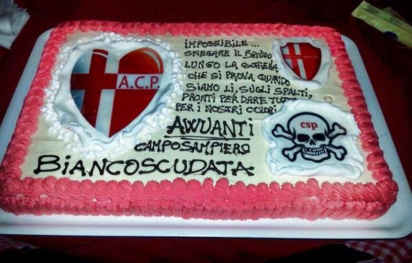 Camposampiero Biancoscudata torta