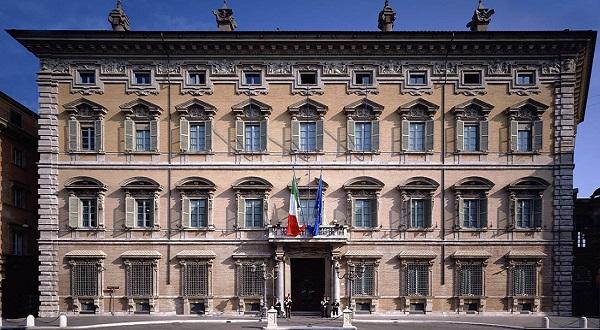 Ultras incontro in senato a roma mercoled 6 aprile per for Sede senato italiano